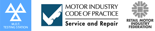 MOT Testing Station, Moror Industry Code of Practice, Delphi, Retail Motor Industry Federation.
